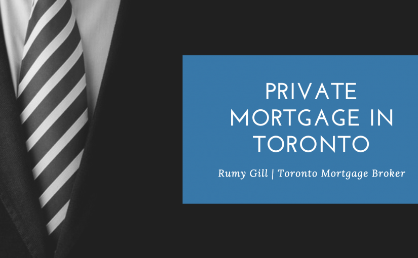 Private Mortgage in Toronto