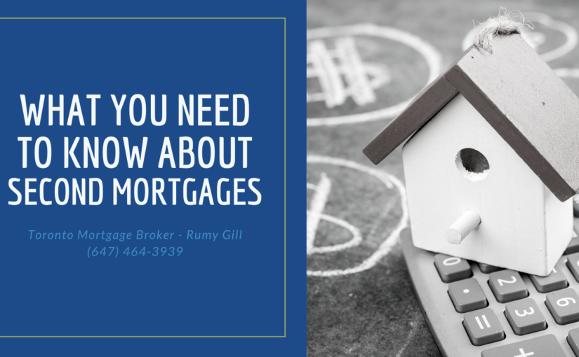 What You Need To Know About Second Mortgages