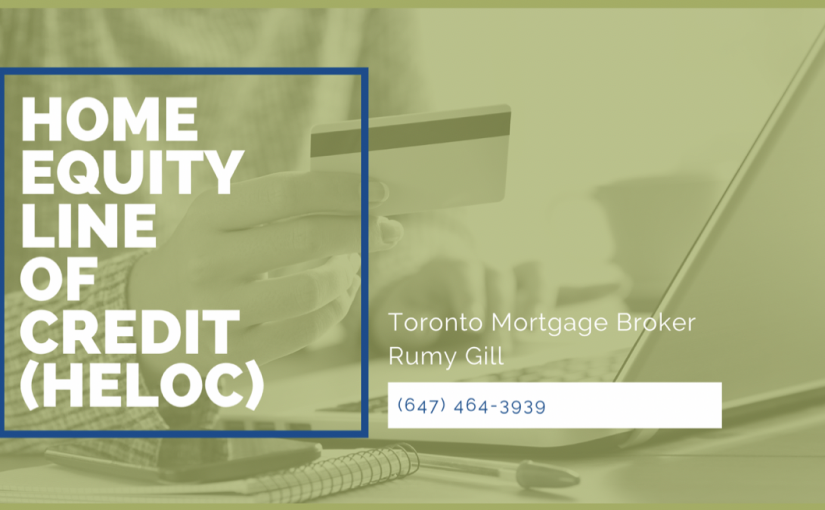 Home Equity Line of Credit (HELOC)