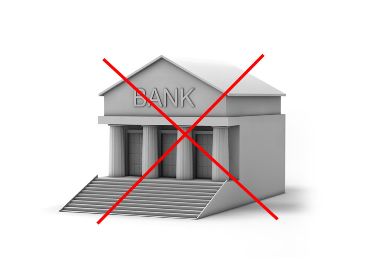 Having Difficulties with the Bank???
