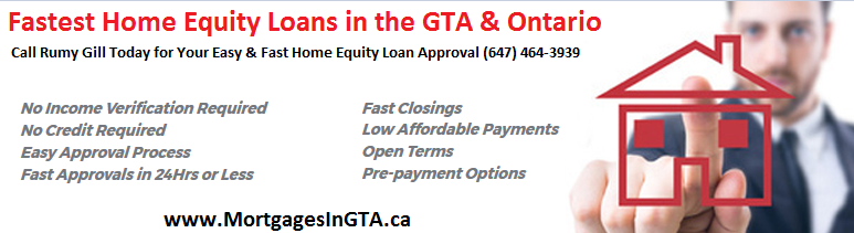 Fast Home Equity Loans Approvals in 24Hrs