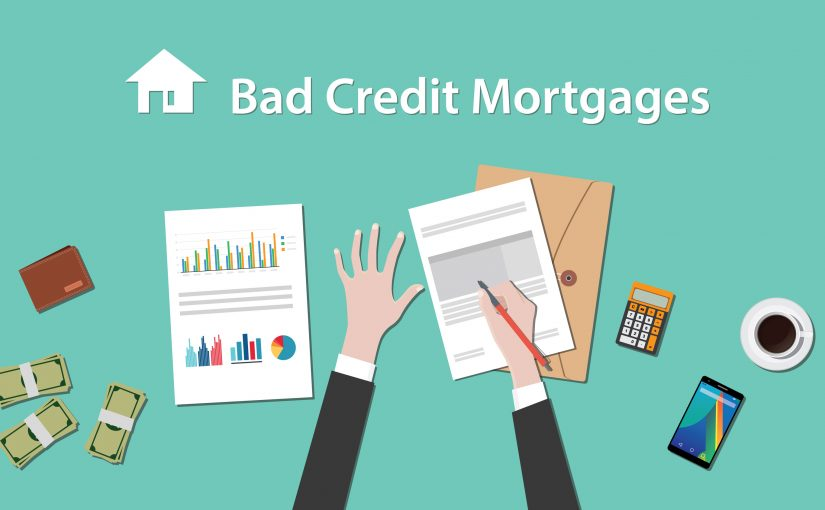 Bad Credit Mortgage Solutions
