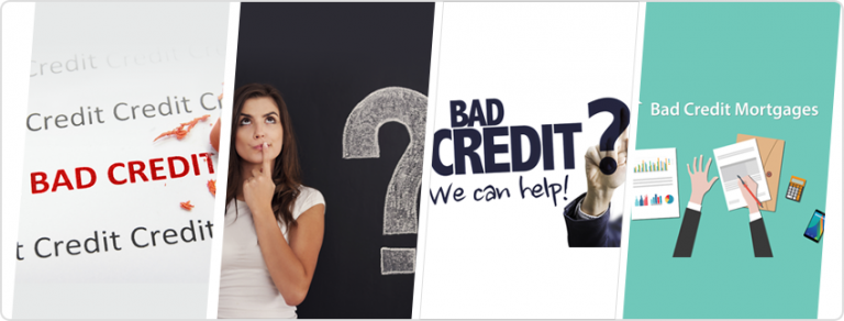 Approvals for Bad Credit Mortgage and Bad Credit Refinance